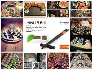 Minu sushi_kollaaž